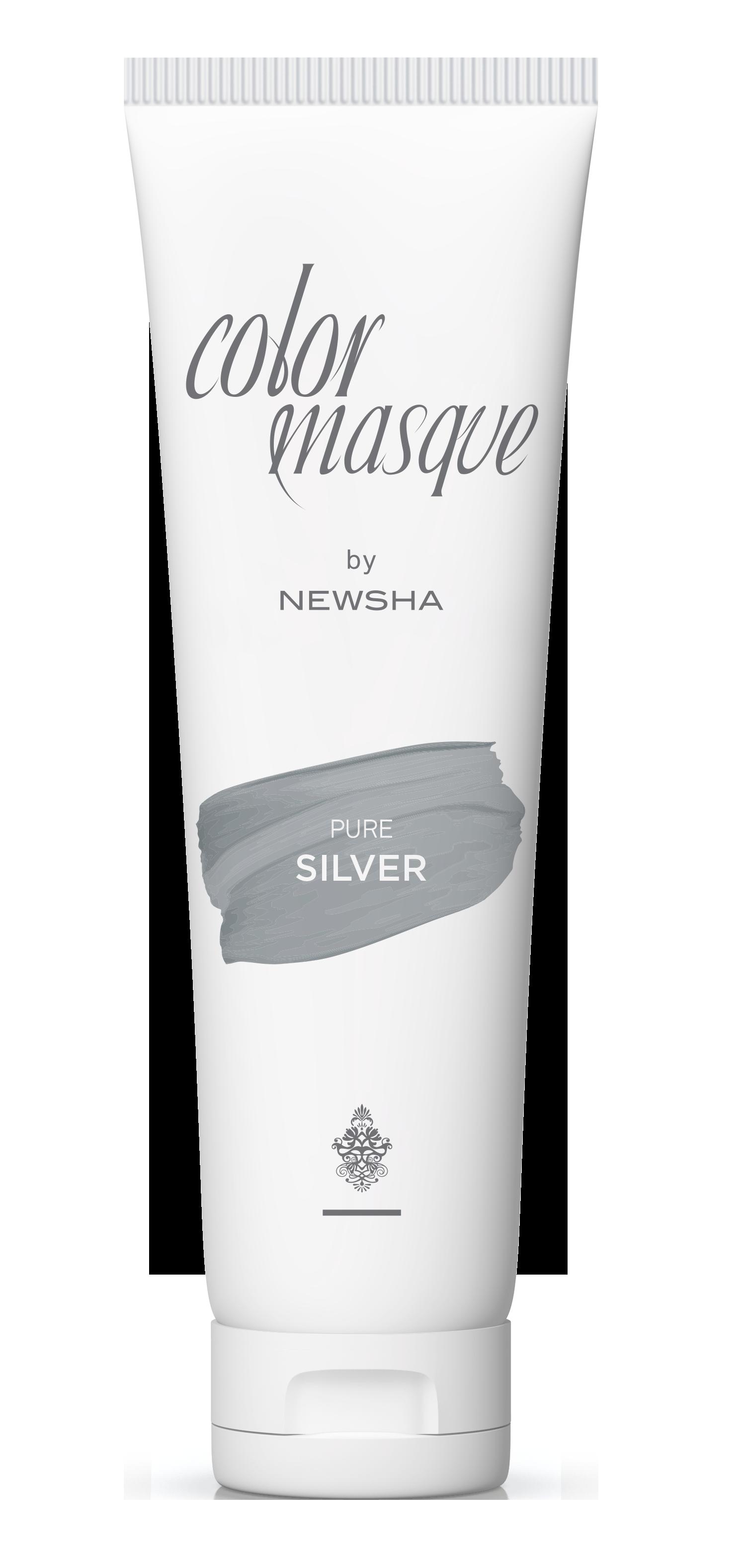 Color Masque Pure Silver von Newsha